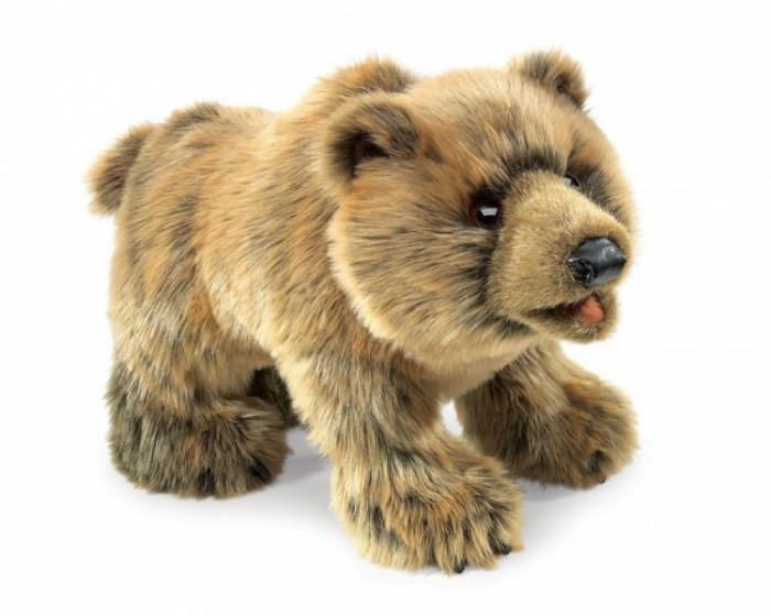 Мягкая игрушка Folkmanis Медведь Гризли 38 см