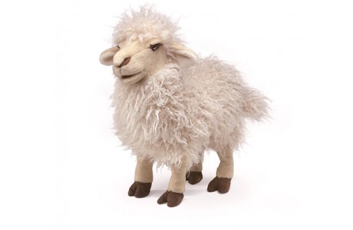 Мягкие игрушки Folkmanis Белая овца 41 см мягкие игрушки folkmanis морская свинка 25 см