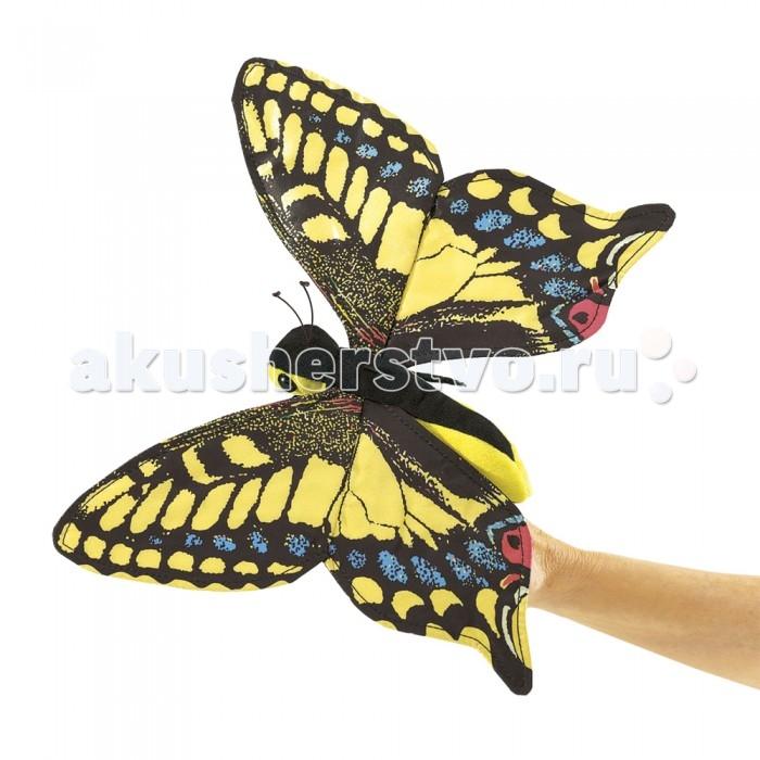 Мягкие игрушки Folkmanis Бабочка 30 см