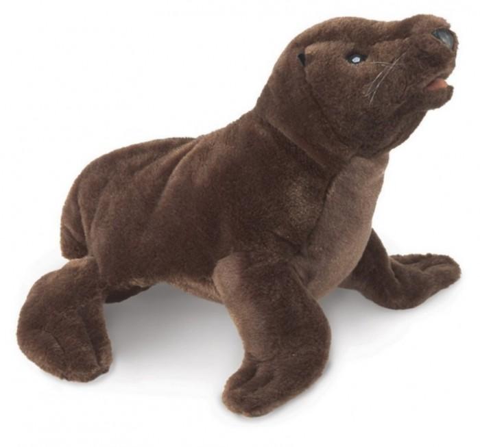 Мягкие игрушки Folkmanis Детеныш морского льва 48 см дмитрий федотов охота на льва русская сова против британского льва