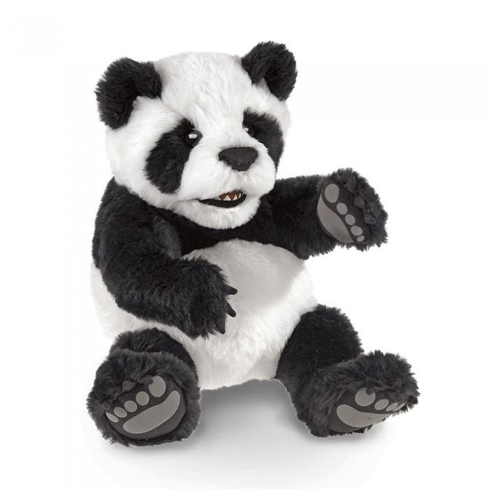 Мягкие игрушки Folkmanis Детеныш панды 23 см