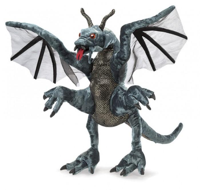 Мягкие игрушки Folkmanis Дракон 51 см мягкие игрушки folkmanis морская свинка 25 см