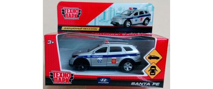 Машины Технопарк Машина Hyundai Santafe полиция машины технопарк машина hyundai santafe sport