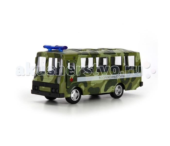 Машины Технопарк Автобус ПАЗ 3206 Вооруженные силы билет на автобус пенза белинский