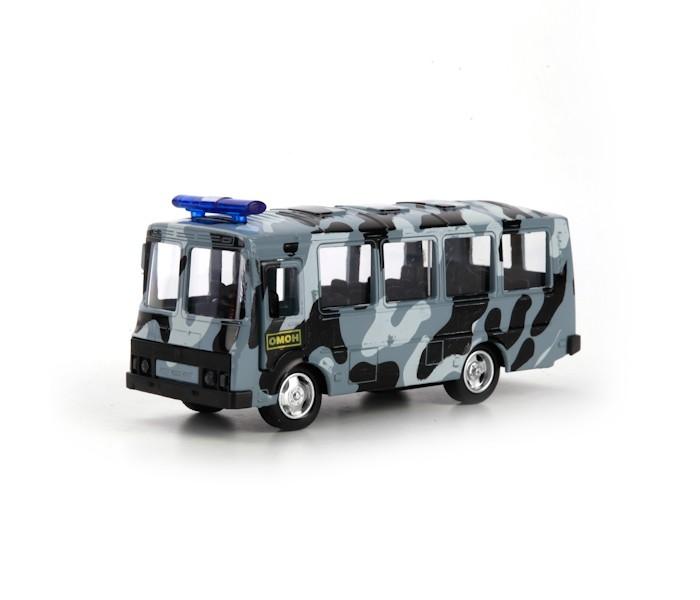 Машины Технопарк Автобус ПАЗ 3206 Омон