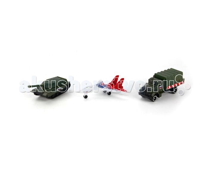 Машины Технопарк Набор Военной техники 20315-R