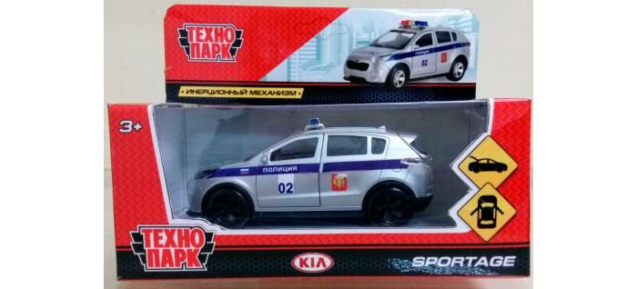 Машины Технопарк Машина Kia Sportage полиция машины технопарк машина kia rio полиция