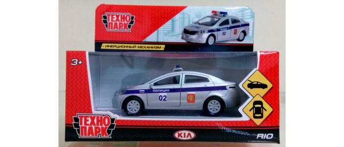 Машины Технопарк Машина Kia Rio полиция машины технопарк машина kia rio полиция