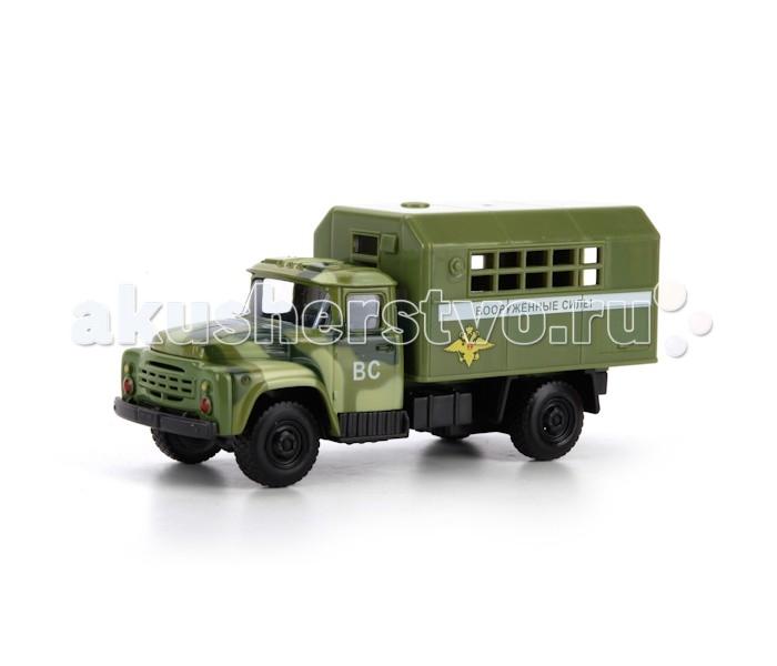 Машины Технопарк Машина ЗИЛ 130 Военные силы компрессор зил в самаре