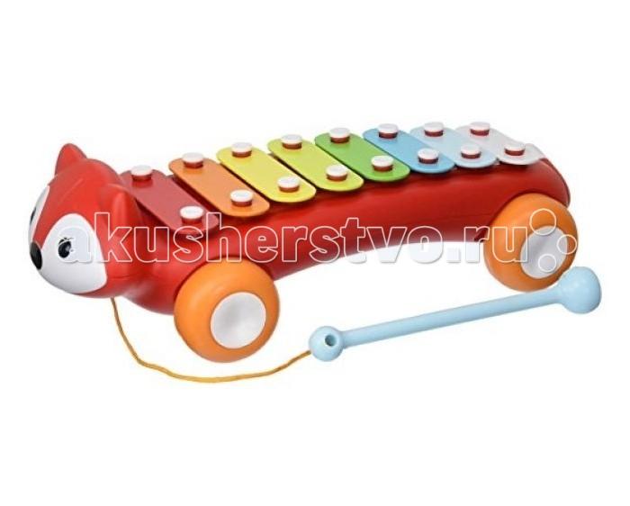 Музыкальные игрушки Skip-Hop Ксилофон Лиса куплю старые музыкальные ноты в барнауле