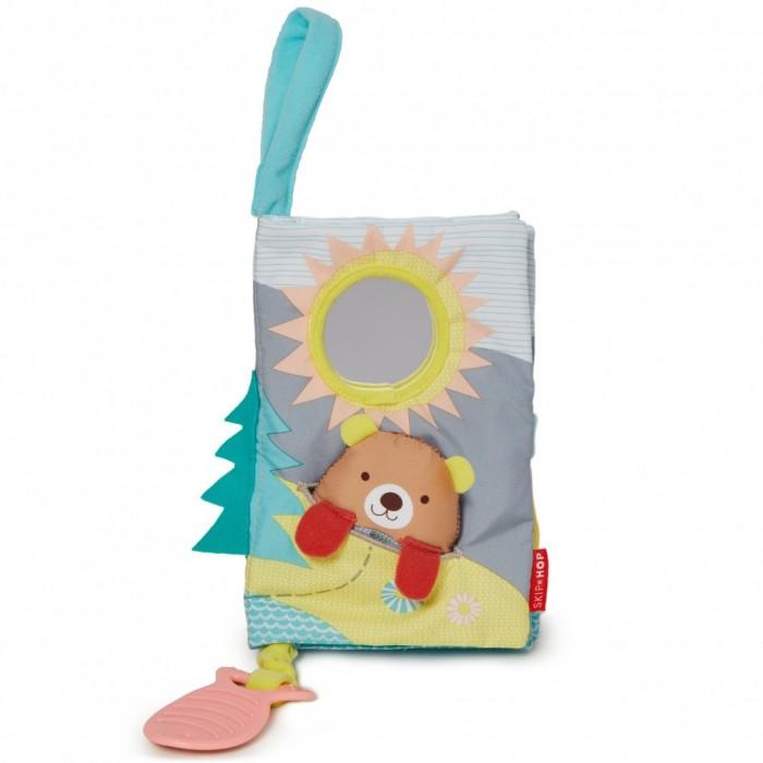 Книжки , Книжки-игрушки Skip-Hop Игрушка-книжка Медвежонок арт: 412449 -  Книжки-игрушки
