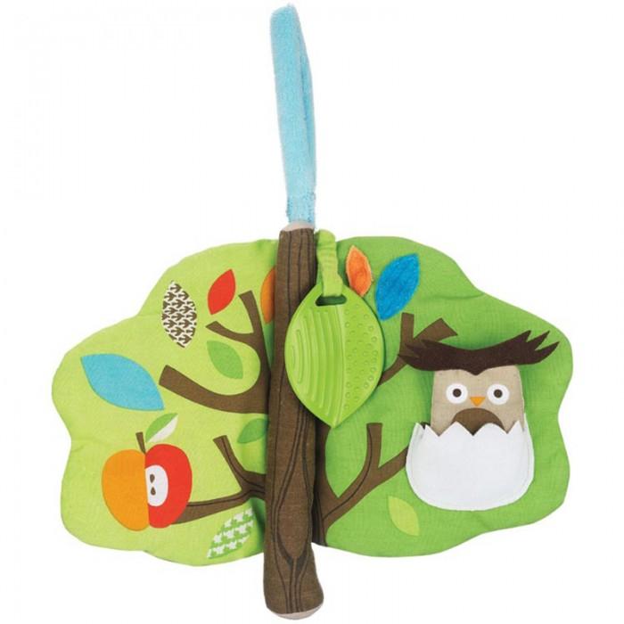 Книжки , Книжки-игрушки Skip-Hop Игрушка-книжка Лесное дерево Зеленое арт: 412499 -  Книжки-игрушки