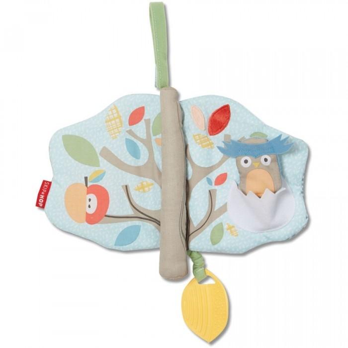 Книжки , Книжки-игрушки Skip-Hop Игрушка-книжка Лесное дерево Голубое арт: 412504 -  Книжки-игрушки
