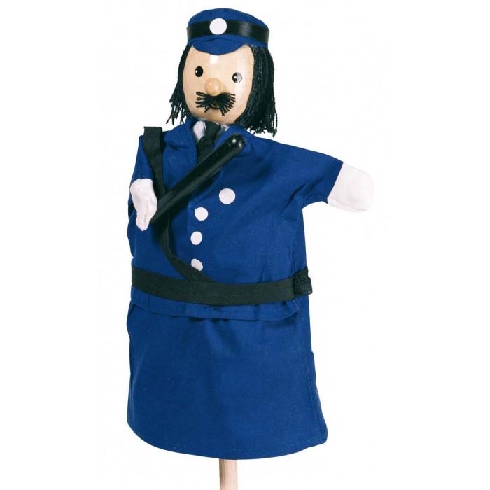 Ролевые игры Goki Кукла на руку Полицейский goki мягкая кукла мишка с комплектом одежды goki