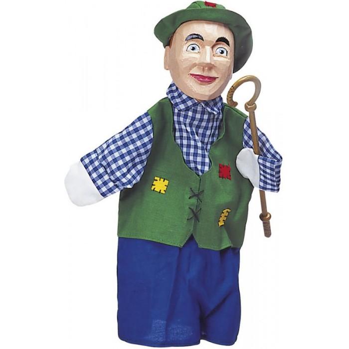 Ролевые игры Goki Кукла на руку Фермер