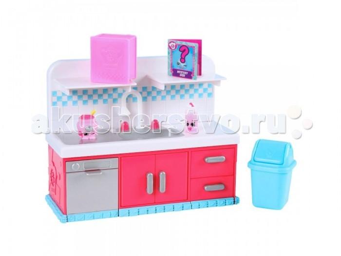 Игровые наборы Shopkins Игровой набор Кулинарный клуб Кухня Мебель shopkins игровой набор gym fashion