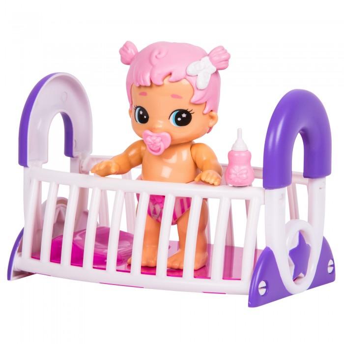 Купить Куклы и одежда для кукол, Bizzy Bubs Малышка с кроваткой