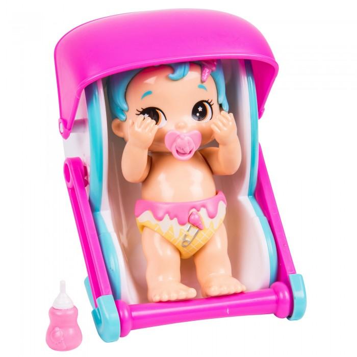 Купить Куклы и одежда для кукол, Bizzy Bubs Малышка с переноской
