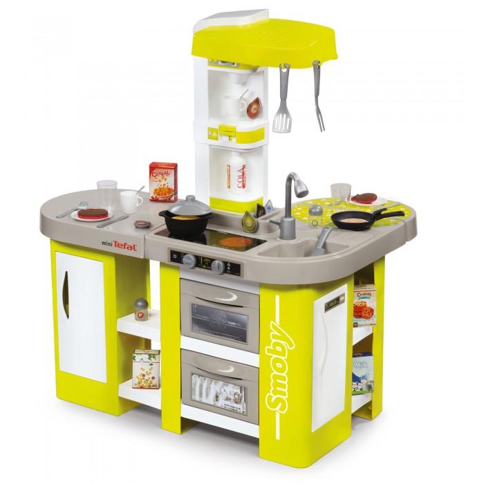 Купить Ролевые игры, Smoby Кухня Tefal Studio XL