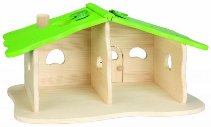 Кукольные домики и мебель Goki Кукольный дом Лесной массив, Кукольные домики и мебель - артикул:413479