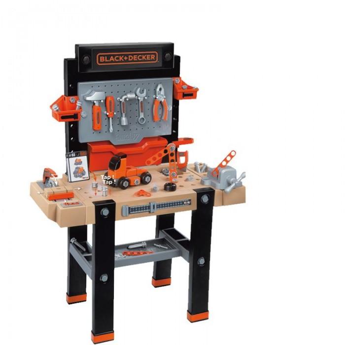 Купить Ролевые игры, Smoby Мастерская с инструментами Ultimate Black & Decker