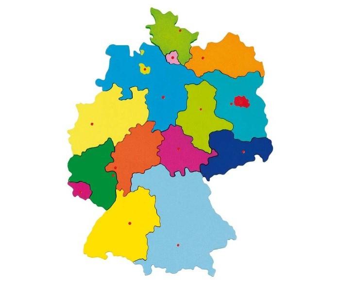 Пазлы Goki Пазл Карта Германии в днепропетровске бу морозильные камеры из германии