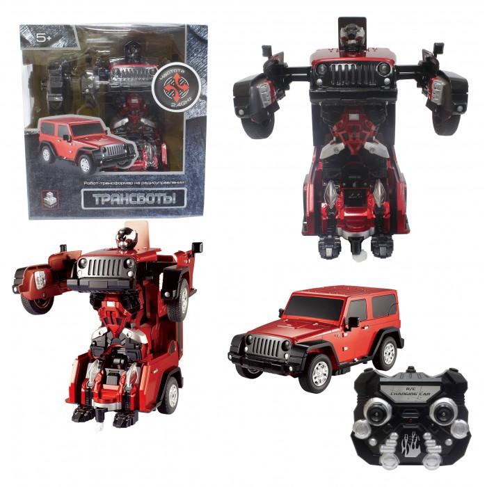 джип р у бигфут 1 18 технодрайв на бат Роботы 1 Toy Робот-трансформер Джип Т10860 на р/у