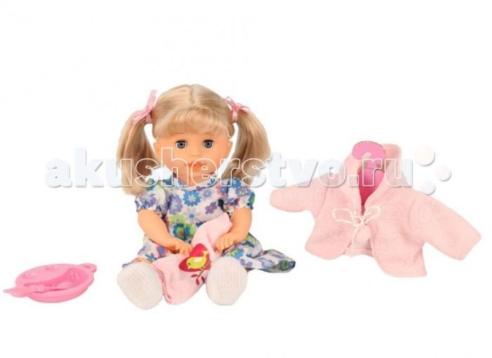 Затейники Моя радость GT8095Моя радость GT8095Кукла Затейники Моя радость станет отличным подарком для ребенка. Забавные функции и фразы куклы, не позволят малышке заскучать.  У каждой девочки теперь есть прекрасная возможность играть и ухаживать за милой куколкой, примеряя на себя роль маленькой заботливой мамы.  Особенности: Чихает Сморкается Пьет лекарства Согревается, когда надевает кофточку Работает от 3 батареек типа АА (в комплект входят) Качественные гипоаллергенные материалы изготовления Кукла имеет 10 функций произносит 50 фраз<br>