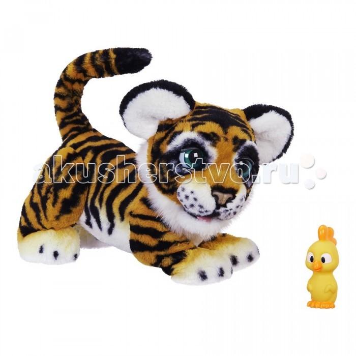 Купить со скидкой Интерактивная игрушка FurReal Friends Мой игривый тигренок Рычащий Амурчик