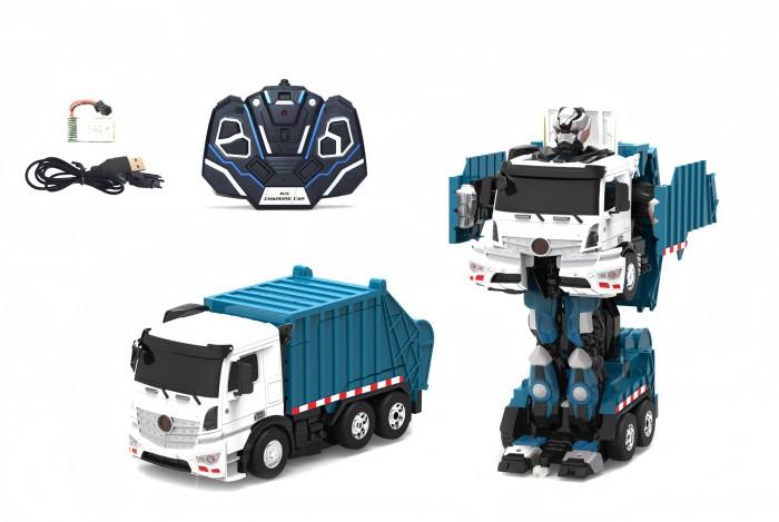 1 Toy Робот-трансформер Мусоровоз на р/у от 1 Toy