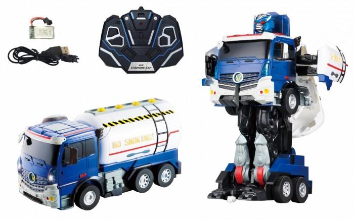 1 Toy Робот-трансформер Грузовик на р/у от 1 Toy
