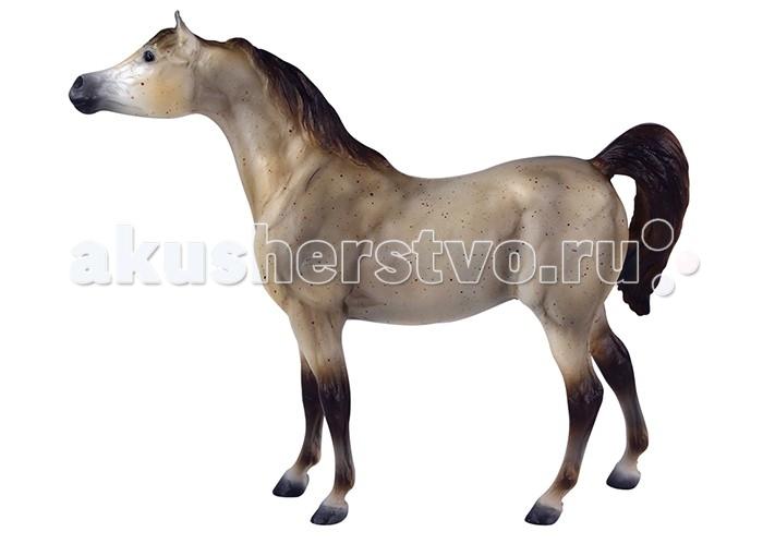 Игровые фигурки Breyer Лошадь Арабская серая игровые наборы tomy игровой набор приключения трактора джонни и лошади на ферме
