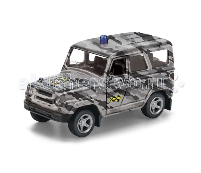 Машины Технопарк Машина УАЗ Hunter ОМОН технопарк машина инерционная омон uaz hunter