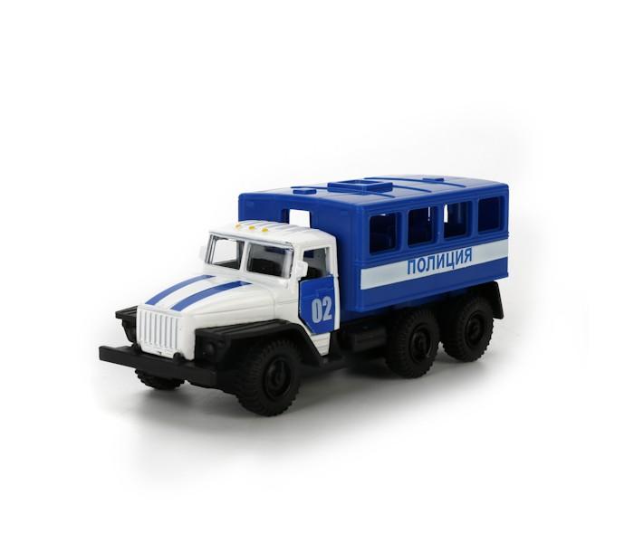 Машины Технопарк Машина Урал 5557 Полиция