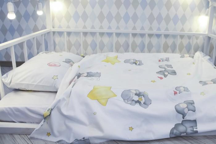 где купить Постельное белье 1.5-спальное Уютная История Дружба 1.5-спальное (2 предмета) по лучшей цене