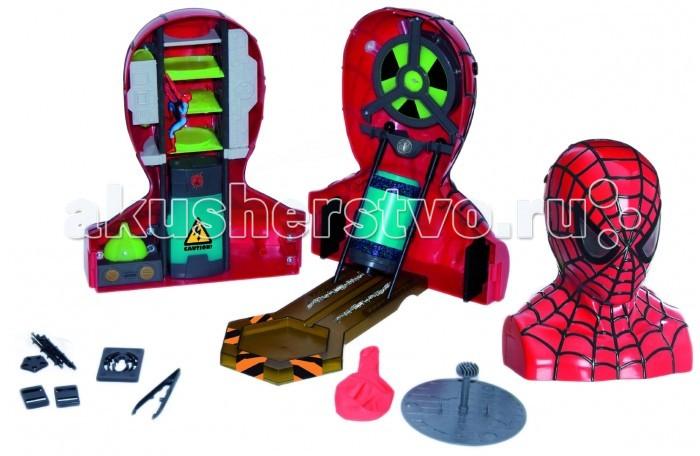 IMC toys Marvel Игровой набор Лаборатория Spider-manMarvel Игровой набор Лаборатория Spider-manIMC toys Marvel Игровой набор Лаборатория Spider-man - таинственная лаборатория, где можно проводить разнообразные эксперименты. В лаборатории ваш ребенок будет делать свои хитроумные опыты и сможет проявить всю свою смекалку.   Набор создана по мотивам фильма Человек-паук. Этот увлекательный набор позволит провести около 40 простых физических опытов, таких как пузыри из воронки, чистка старой монеты, разделение холодом, висячая вода, водяная музыка и многое другое.<br>