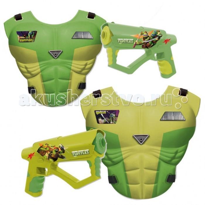 IMC toys Набор с жилетами и пистолетами с инфракрасным лучом Черепашки Ниндзя