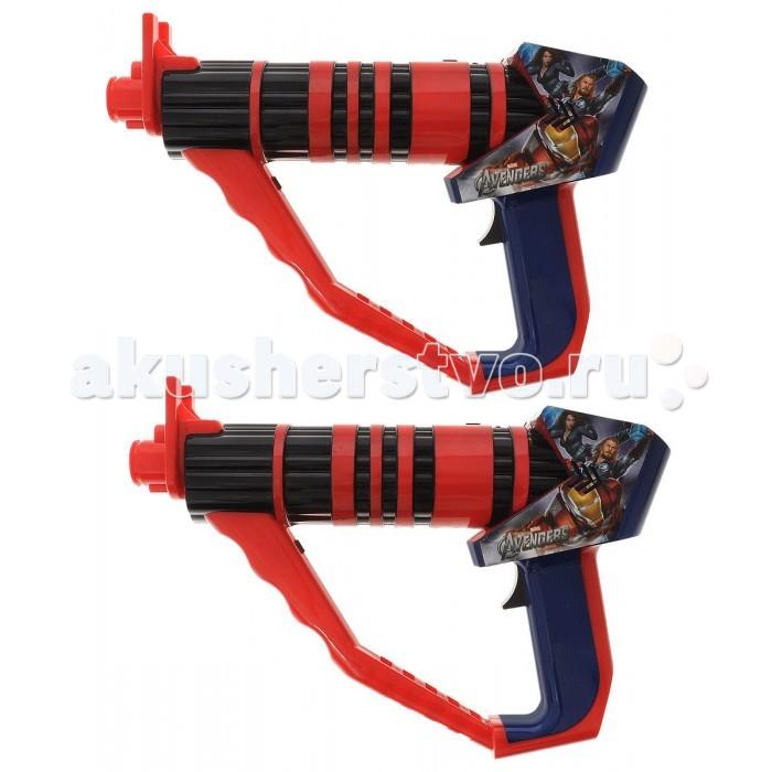 IMC toys Набор игрушечного лазерного оружия МстителиНабор игрушечного лазерного оружия МстителиIMC toys Набор лазерного оружия Мстители - набор из двух лазерных пистолетов. Чтобы выполнять миссии любой сложности, нужно хорошее оружие, которое точно не подведет. Представленная лазерная установка под названием Мстители отлично подойдет для этой цели.   С этим набором можно разрабатывать операции и продумывать стратегии.<br>