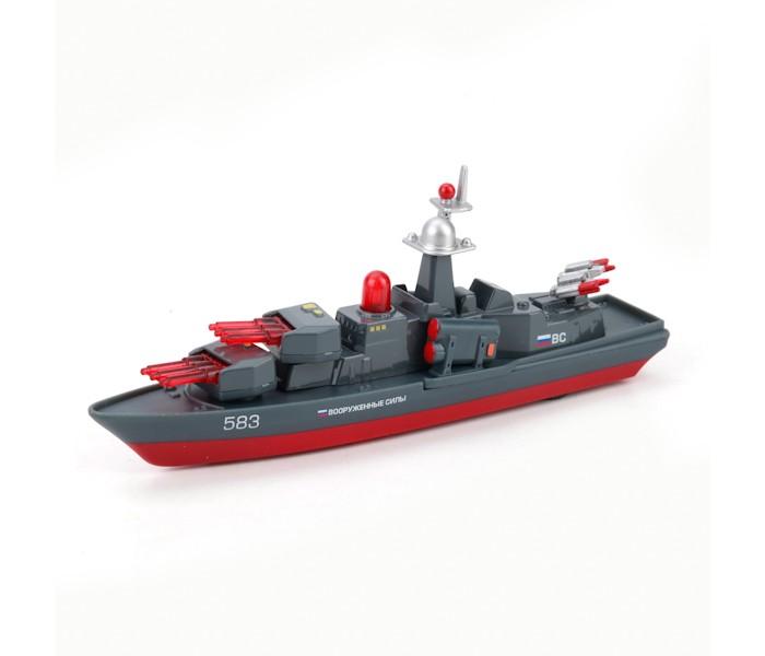 Игровые наборы Технопарк Корабль Вооруженные силы 853 модель корабля русские подарки модель корабля