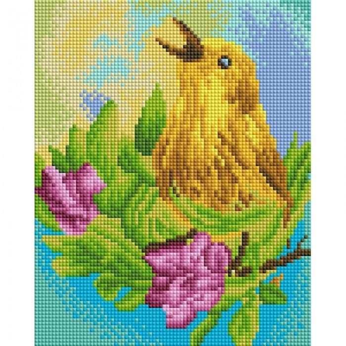 Картины своими руками Белоснежка Мозаичная картина Звонкий май 439-ST-PS