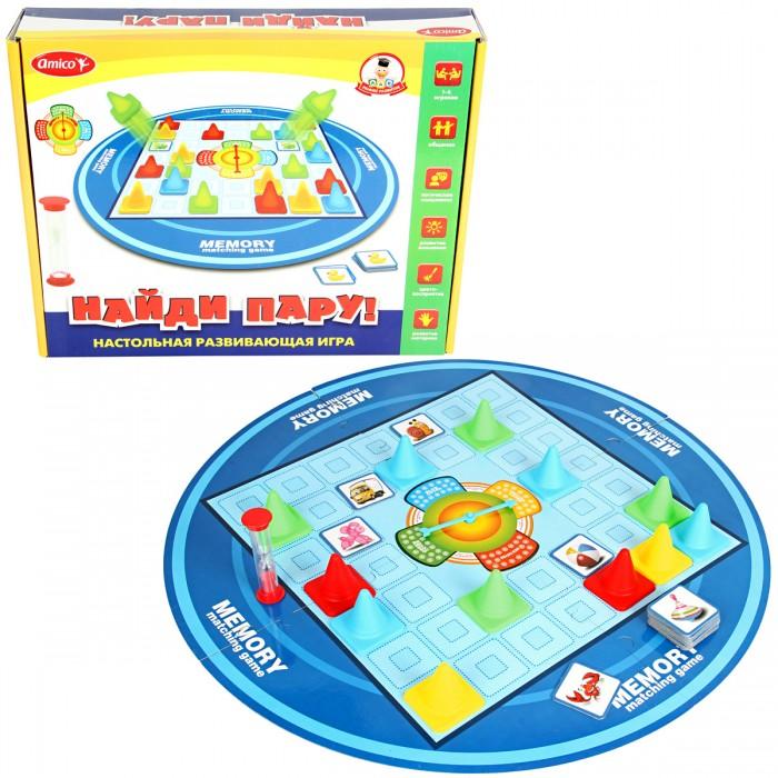 Ami&Co (AmiCo) Игра на ловкость Найди пару