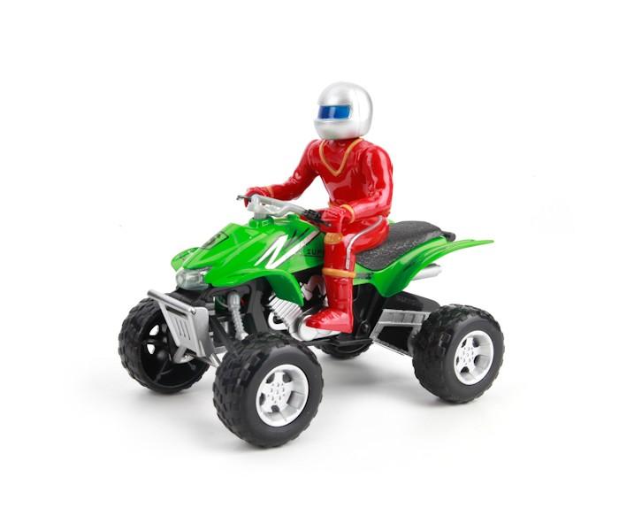 Машины Технопарк Квадроцикл со светом и звуком