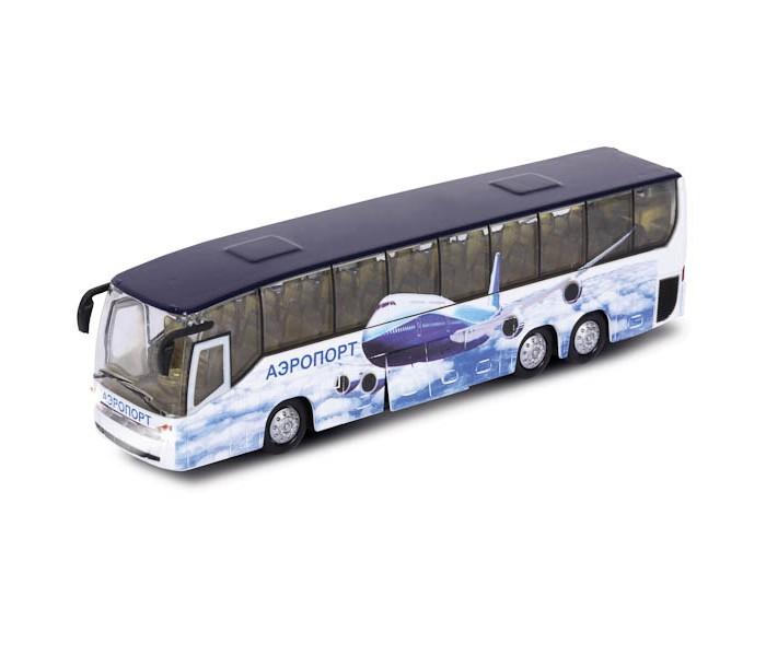 Машины Технопарк Автобус Аэропорт спот ★ импортированные голубой автобус автобус автобус автомобиль тайо игрушка тянуть обратно автомобиль корея продукты