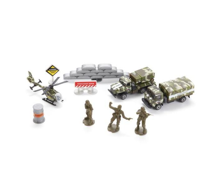 Игровые наборы Технопарк Игровой набор военной техники