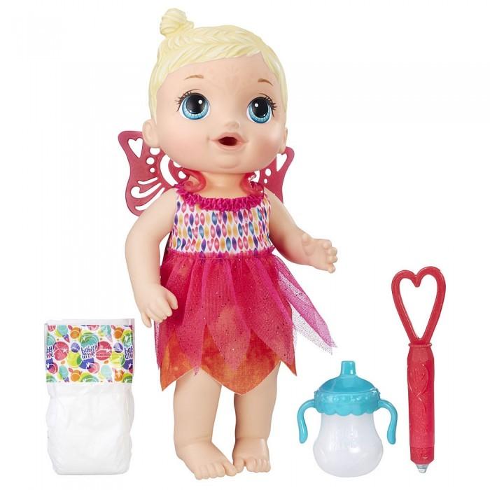 Куклы и одежда для кукол Baby Alive Hasbro Малышка Фея 100% new nf g6100 n a2 nf g6100 n a2 bga chipset