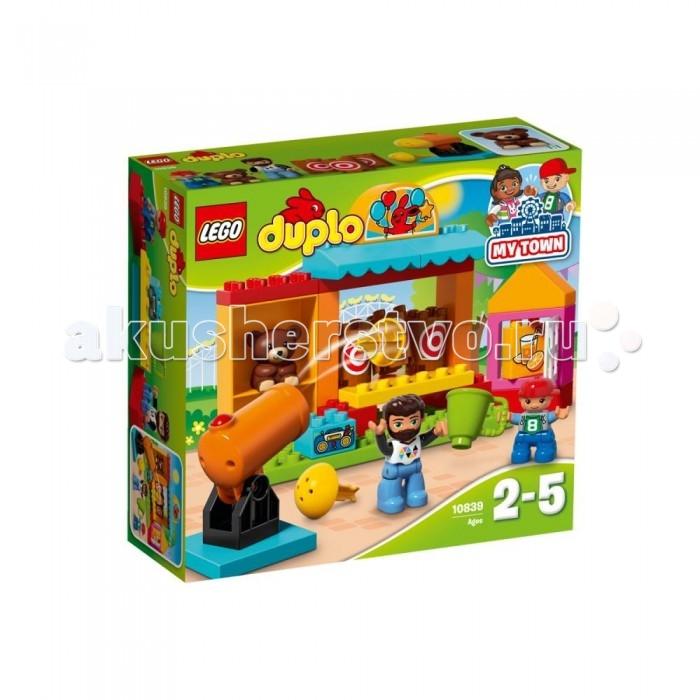 Lego Lego Duplo Тир (32 детали) набор запасных частей lego education lme 2 32 детали