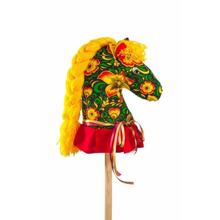 Ролевые игры Коняша Лошадка на палочке Хохлома формочки для леденцов на палочке екатеринбург
