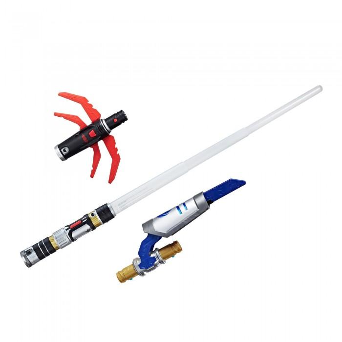 Игрушечное оружие Star Wars Световой меч Выбери свой путь Эпизод 8 оружие игрушечное uncle milton uncle milton мини световой меч star wars science