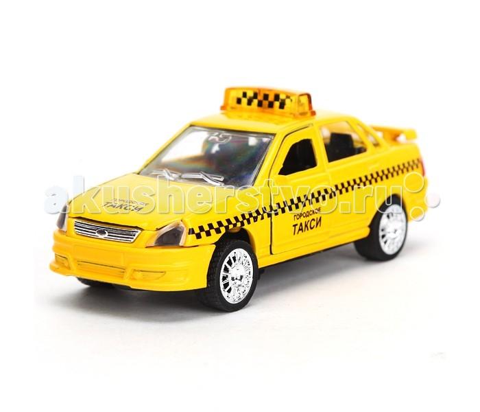 Машины Технопарк Машина Lada Priora Такси машинки autotime машина lada 2104 такси