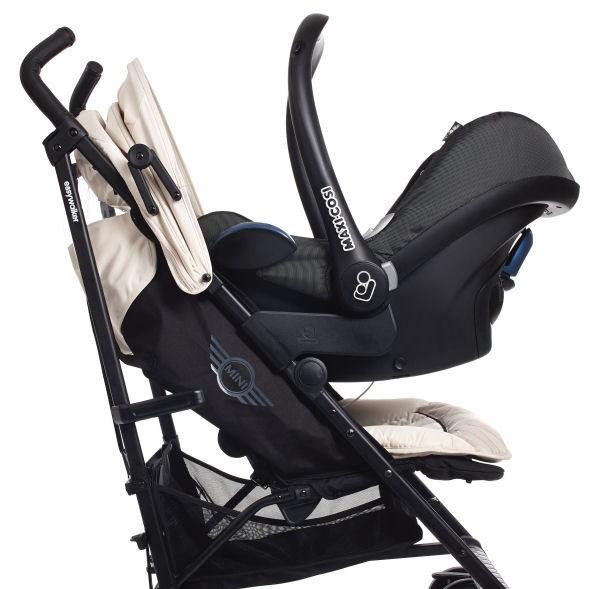 Детские коляски , Адаптеры для автокресел EasyWalker для Mini Buggy арт: 41658 -  Адаптеры для автокресел
